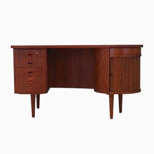 Danish Teak Desk from Feldballes Møbelfabrik, 1960s