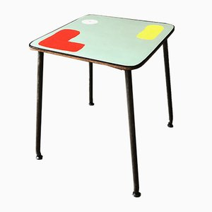 Vintage Side Table by Markus Friedrich Staab for Atelier Staab