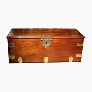 Big Colonial Teak Box