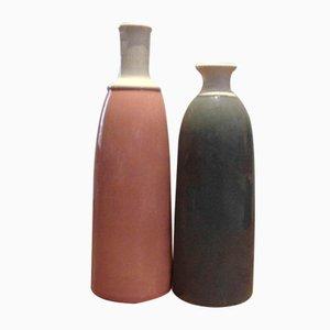Vintage Vases from Franco Bucci, Set of 2