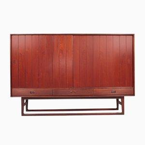 Dänisches Mid-Century Sideboard aus Palisander von Helge Sibast für Sibast, 1950er