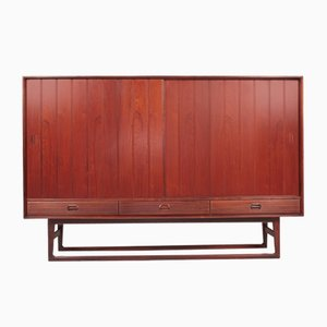 Mid-Century Danish Sideboard in Rosewood by Helge Sibast for Sibast, 1950s