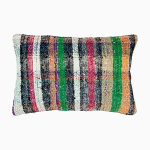 Vintage Anatolian Kilim Cushion Cover