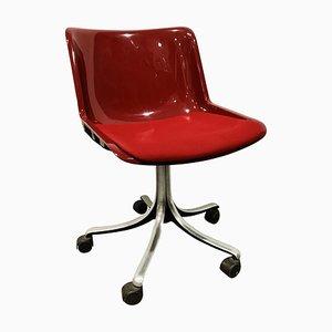 Modus Desk Chair by Osvaldo Borsani for Tecno, 1970s