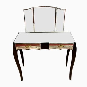 Art Deco Wooden Dressing Table, 1930s