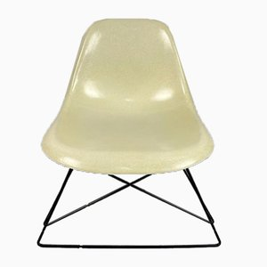 Chaise longue Mid-Century di Charles & Ray Eames per Herman Miller