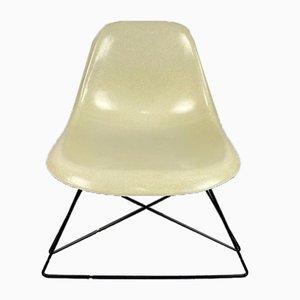 Mid-Century Chaise Lounge von Charles & Ray Eames für Herman Miller
