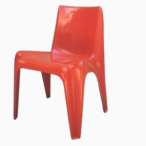 Modell B1171 Stuhl von Helmut Bätzner für Bofinger, 1960er