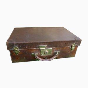 Baúl de cuero de Goyard