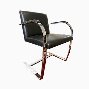 Armlehnstuhl von Ludwig Mies van der Rohe für Knoll Inc. / Knoll International, 1960er