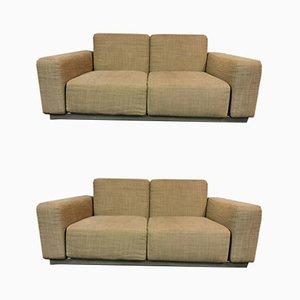 Sofas from Zanotta, 2000s, Set of 2