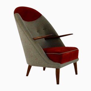 Lounge Chair by Kurt Østervig for Rolschau, 1960s