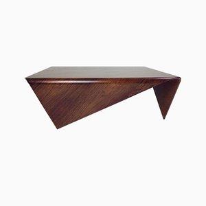 Mesa de centro Andorinha de Jorge Zalszupin para l'Atelier, años 60