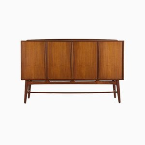 Danish Teak Sideboard by Svend Åge Madsen for K. Knudsen & Son, 1950s