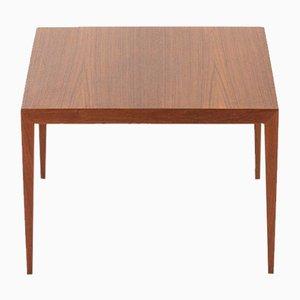 Table Basse par Severin Hansen pour Haslev Møbelsnedkeri, Danemark, 1960s