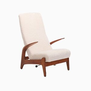 Rock 'n Rest Lounge Chair by Rolf Rastad & Adolf Relling for Gimson & Slater, 1960s
