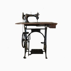 Antique Sewing Machine from Phönix