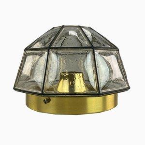 Lampada da parete Space Age Bulb di Limburg, anni '60