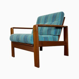 Danish Modern Teak Easy Chair, 1960s