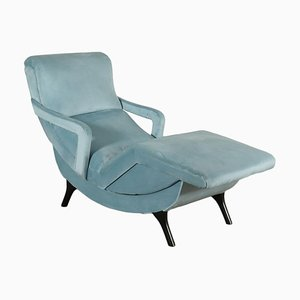 Chaise longue, años 50