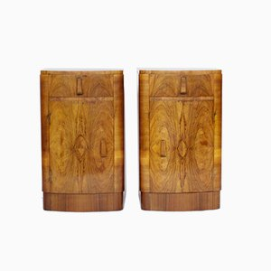 Bedside Cabinets, Set of 2