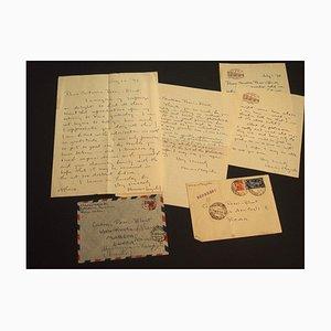 Isamu Noguchi, Lettres d'Isamu Noguchi et de la comtesse Anna Letitia Pecci-Blunt, 1948/49