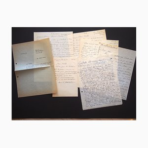 Ossip Zadkine, Price, Correspondance d'Ossip Zadkine's Something Jacometti, 1960