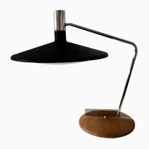 German Desk Lamp with Turning base by George Frydman for EFA, 1960s