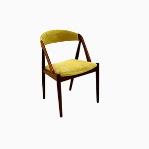 Danish Teak Model 31 Dining Chair by Kai Kristiansen for Schou Andersen, 1960s