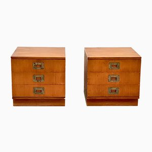 Nightstands by Ico Parisi, 1960s, Set of 2