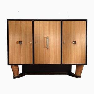 Italian Bookcase by Osvaldo Borsani for Atelier Borsani Varedo, 1940s