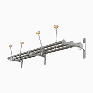Swedish Bauhaus Coat Hanger Rack, 1930s