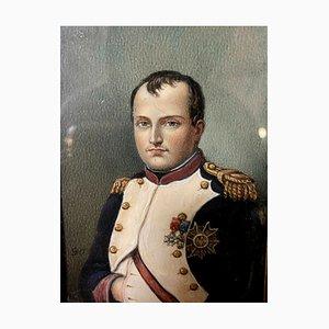 Louis Guy, Scuola francese, Napoleone Bonaparte, Acquarello del XIX secolo
