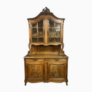 Buffet in legno massello Luigi XV