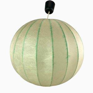 Plafonnier Vintage en Forme de Cocon