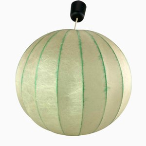 Vintage Cocoon Shaped Ceiling Lamp