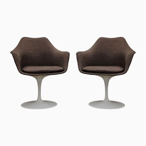 Tulip Chairs by Eero Saarinen for Knoll International, Set of 2