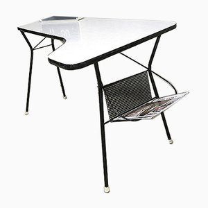 Small Mid-Century Modern Desk from Mategot