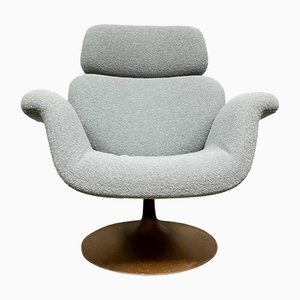 Vintage Dutch Tulip Chair by Pierre Paulin for Artifort, 1960s