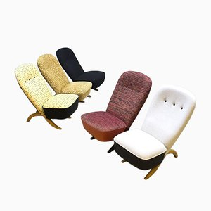 Vintage Congo Chairs by Theo Ruth for Artifort