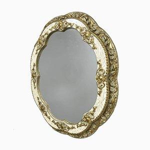 Vintage Italian Baroque Mirror
