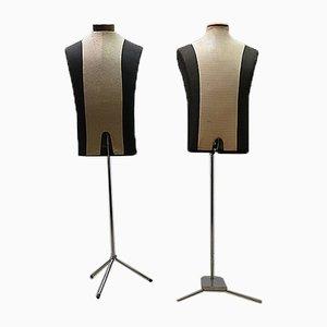 Sartorial Bust Kleiderständer, 1950er