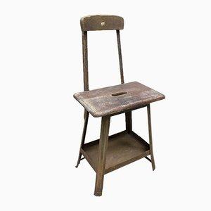 Tabouret Industriel Vintage