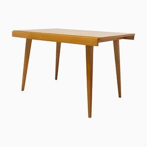 Tavolo da pranzo pieghevole Mid-Century di Frantisek Jirak per Tatra Furniture, anni '60