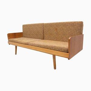 Mid-Century Folding Sofa by interier Praha, 1960s
