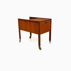 Teak Side Table from Ikea, 1960s