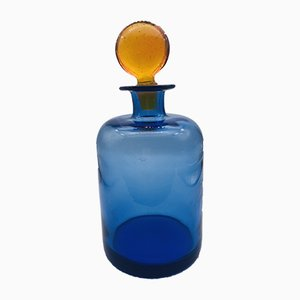 Murano Glass Bottle, 1950s