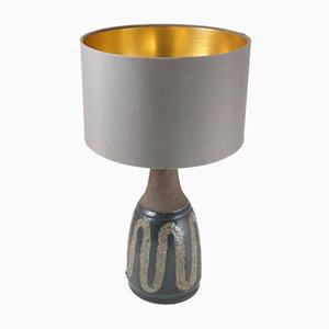 Mid-Century Danish Ceramic Table Lamp, 1970s