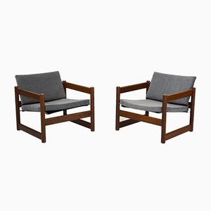 Campus Armchairs by John Morton, 1960s, Set of 2