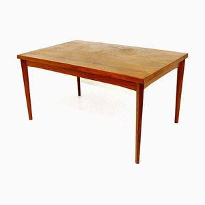 Danish Teak Wallet Dining Table, 1960s